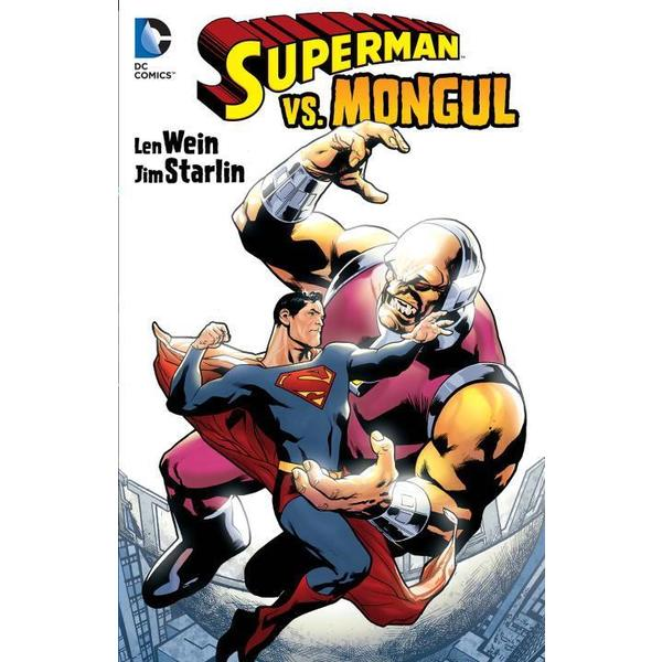 Superman: Superman Vs. Mongul (Paperback) 10952210