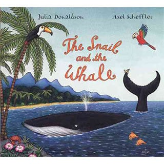 The Snail and the Whale (Hardcover)
