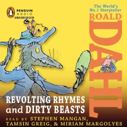 Revolting Rhymes and Dirty Beasts (CD-Audio)