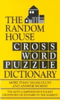 The Random House Crossword Puzzle Dictionary (Paperback)