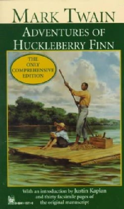 Adventures of Huckleberry Finn: The Only Comprehensive Editions (Paperback)