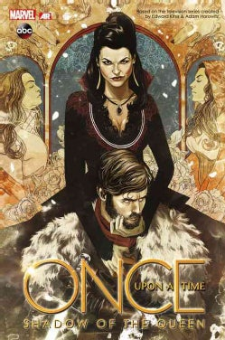 Once upon a Time: Shadow of the Queen (Hardcover)