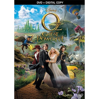 Oz The Great And Powerful (DVD)