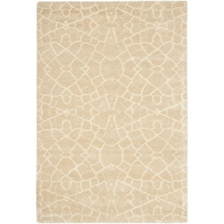 Thom Filicia Handmade Honey Suckle Wool Rug (9' x 12')