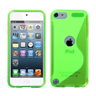 MYBAT Apple Green Case for Apple iPod Touch Generation 5
