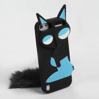 MYBAT Black Fox Case for Apple iPod Touch Generation 5