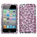 MYBAT Pink/ Black Leopard Case for Apple iPod Touch Generation 4