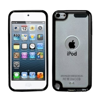 MYBAT Clear/ Black Case for Apple iPod Touch Generation 5
