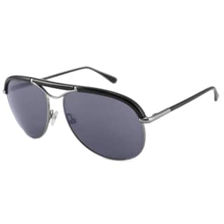 Tom Ford Men's TF0235 Impact Resistant Marco Aviator Sunglasses