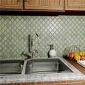 SomerTile 11 x 9.75-inch Casablanca Thalia Porcelain Mosaic Tile (Pack of 10)
