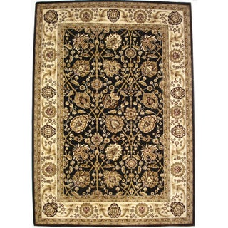 Ephesus Black Accent Rug (1'10 x 2'10)