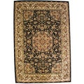 Bursa Black Area Rug (5'3 x 7'3)