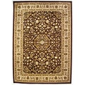 Ephesus Brown Area Rug (5'3 x 7'3)