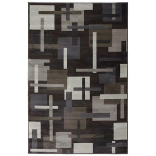 Images Grey Area Rug (2'7 x 4'11)