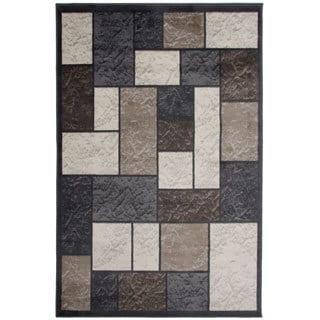 Area Rug Slate Gray (4'4x6')