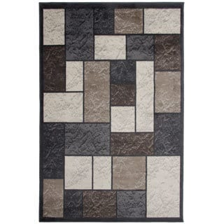Accent Rug Slate Gray (2-feet, 7-inches X 4-feet, 11-inches)