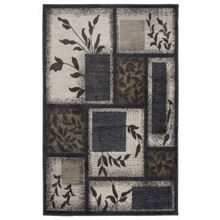 Accent Rug Spring Meadows Gray (2-feet, 7-inches X 4-feet, 11-inches)