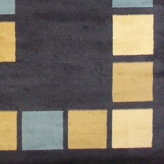 Paver Blue Accent Rug (1'10 x 2'11)