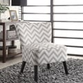 Apollo Decorative Fabric Accent Chair