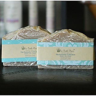 The Bath Place Kynnedy Collection 'Smells Like A Baby' Handcrafted Soap Set