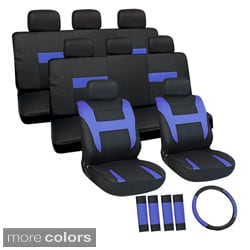 Vehicle Seat Covers 21-piece Set