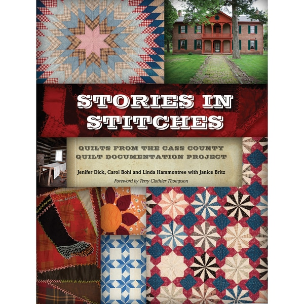 Kansas City Star Publishing-Stories In Stitches
