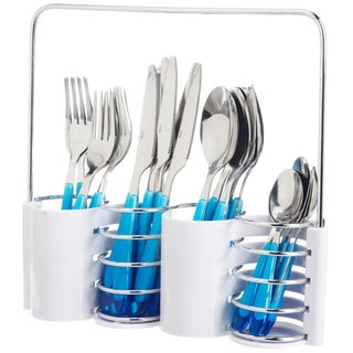 Blue Flatware | Overstock.com: Buy Stainless Flatware, Sterling ...