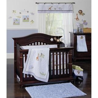 Crown Crafts Jayden 9-piece Crib Bedding Set