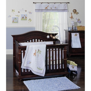 Crown Crafts Jayden 16-piece Crib Bedding Set