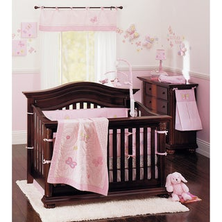 Crown Crafts Olivia 15-piece Crib Bedding Set