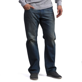 BROKEN ENGLISH Men's Fashion Jeans