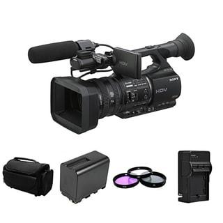 Sony HVR-Z5U Digital HD Video Camera Recorder Bundle