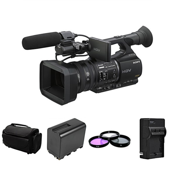 Sony HVR-Z5U Digital HD Video Camera Recorder Bundle