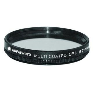 Agfa 67mm Digital Multi-Coated Circular Polarizing (CPL) Filter APCPF67