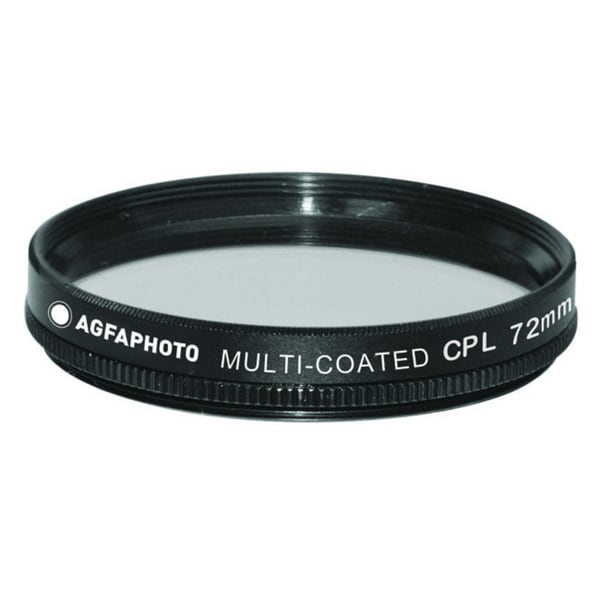 Agfa 72mm Digital Multi-Coated Circular Polarizing (CPL) Filter APCPF72