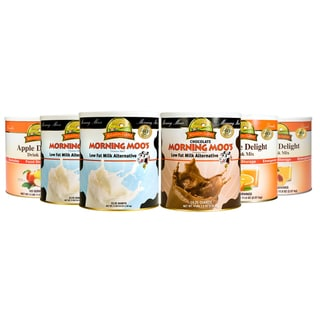 Augason Farms Food Drink Storage (Pack of 6)
