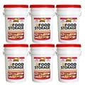 Augason Farms Emergency 1-Person 6-month Food Storage Pail Kit