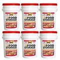 Emergency One Person 6-month Food Storage Pail Kit