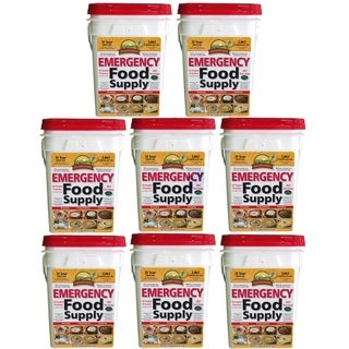 Emergency One Person 3-month Food Storage Kit