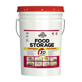 Augason Farms Emergency 1 Person 1 Year Food Storage Kit