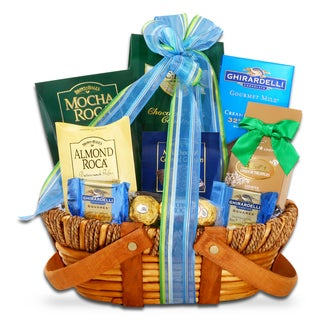 Alder Creek Chocolate Indulgence Gift Basket