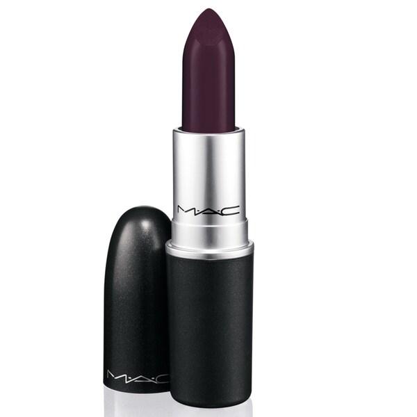 MAC Yung Rapunxel Deep Plum Lipstick