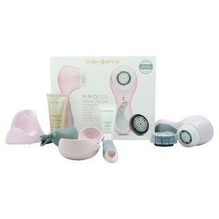 Clarisonic PRO Pink Sonic Cleansing System for Face and Body