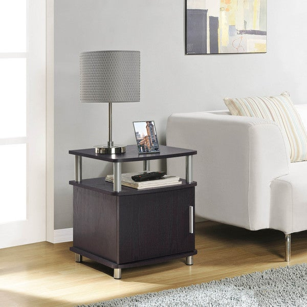 Altra Carson Storage End Table