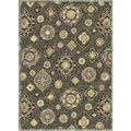 Diamond Dakar Dark Chocolate Rug (5'3 x 7'6)