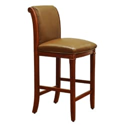 Gonac Faux Leather Barstool