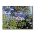 Claude Monet 'Bordighera 1884' Canvas Art