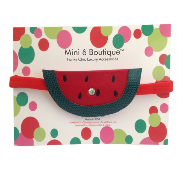 Mini Boutique Watermelon Headband