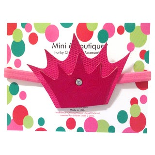Mini e Boutique Princess Crown Headband