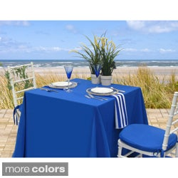 Square 90-inch Tablecloths (Pack of 5)